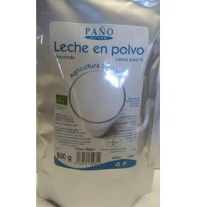 Leche en polvo desnatada Eco Paño (500 g)  de Paño