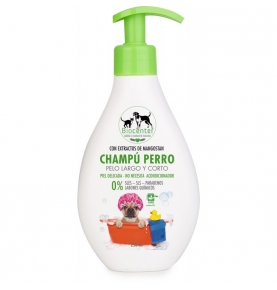 Champú para perro de pelo largo y corto Bio, Biocenter (250ml)
