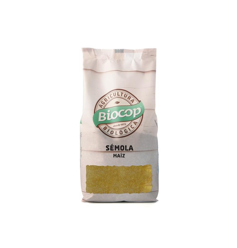 Sémola de maíz Polenta Bio, Biocop (500g)  de Biocop