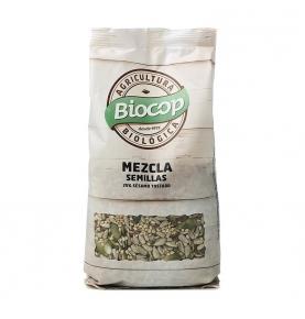 Mezcla de semillas con sésamo tostado Bio, Biocop (250g)