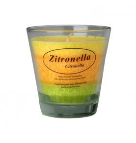 Vela vegetal Citronela, Kerzenfarm