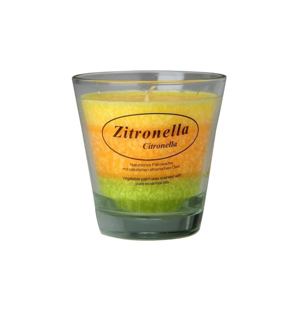 Vela vegetal Citronela, Kerzenfarm (20horas)  de Kerzenfarm Hahn