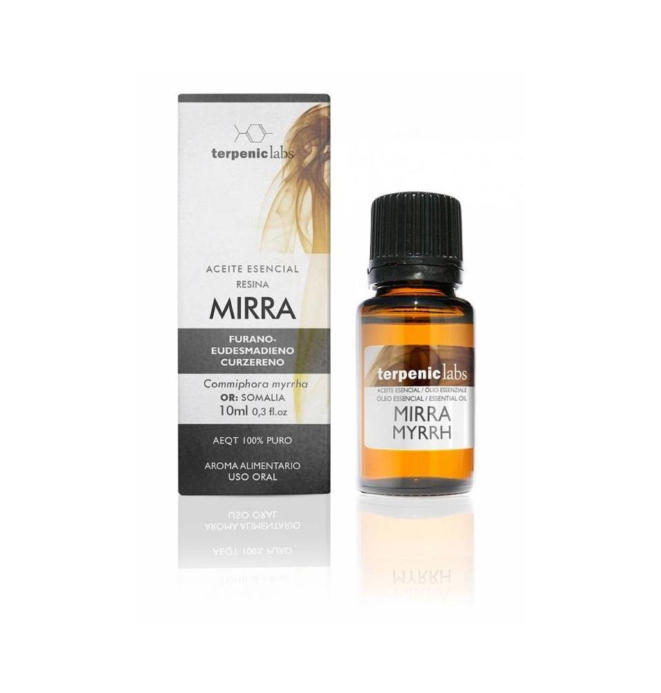 Aceite esencial Mirra, Terpenic Labs (10 ml)  de Terpenic Labs