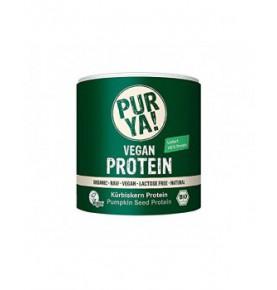 Proteína Raw de calabaza eco, Purya (250g) SanoBio