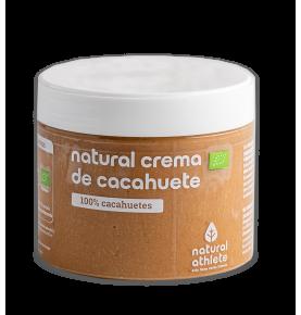 Crema de Cacahuete Bio, Natural Athlete (300g)  de Natural Athlete