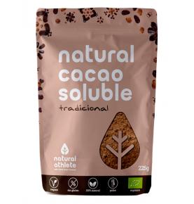 Cacao soluble Bio, Natural Athlete (225g)  de Natural Athlete