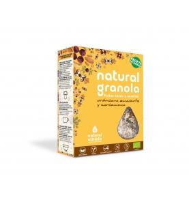 Granola de arándanos, amaranto y cardamomo Bio, Natural Athlete (325g)  de Natural Athlete