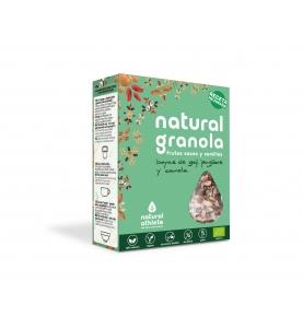 Granola de bayas de goji, jengibre y canela Bio, Natural Athlete (325g)  de Natural Athlete
