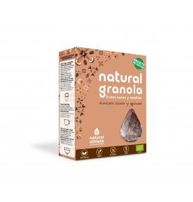 Granola de cacao, coco y quinoa Bio, Natural Athlete (325g)  de Natural Athlete