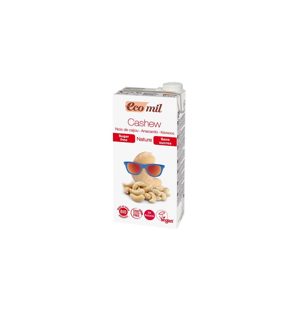 Bebida de anacardo Bio, Ecomil (1l)