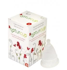 Copa Menstrual, Naturcup ( Talla 0,1 y 2)  de NATURCUP S.L.