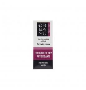 Contorno de ojos antioxidante, Orbayu (15ml) SanoBio