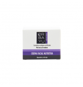 Crema facial nutritiva, Orbayu (50ml)  de Orbayu Natural S. Coop. Mad.