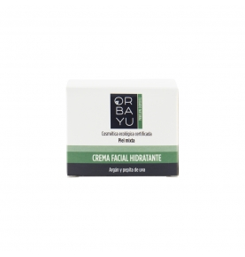 Crema facial hidratante, Orbayu (50ml)SanoBio