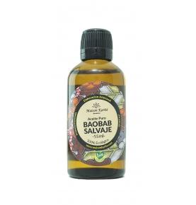 Aceite Puro de Baobab Salvaje Bio, Maison Karité (55ml)  de Maison Karite