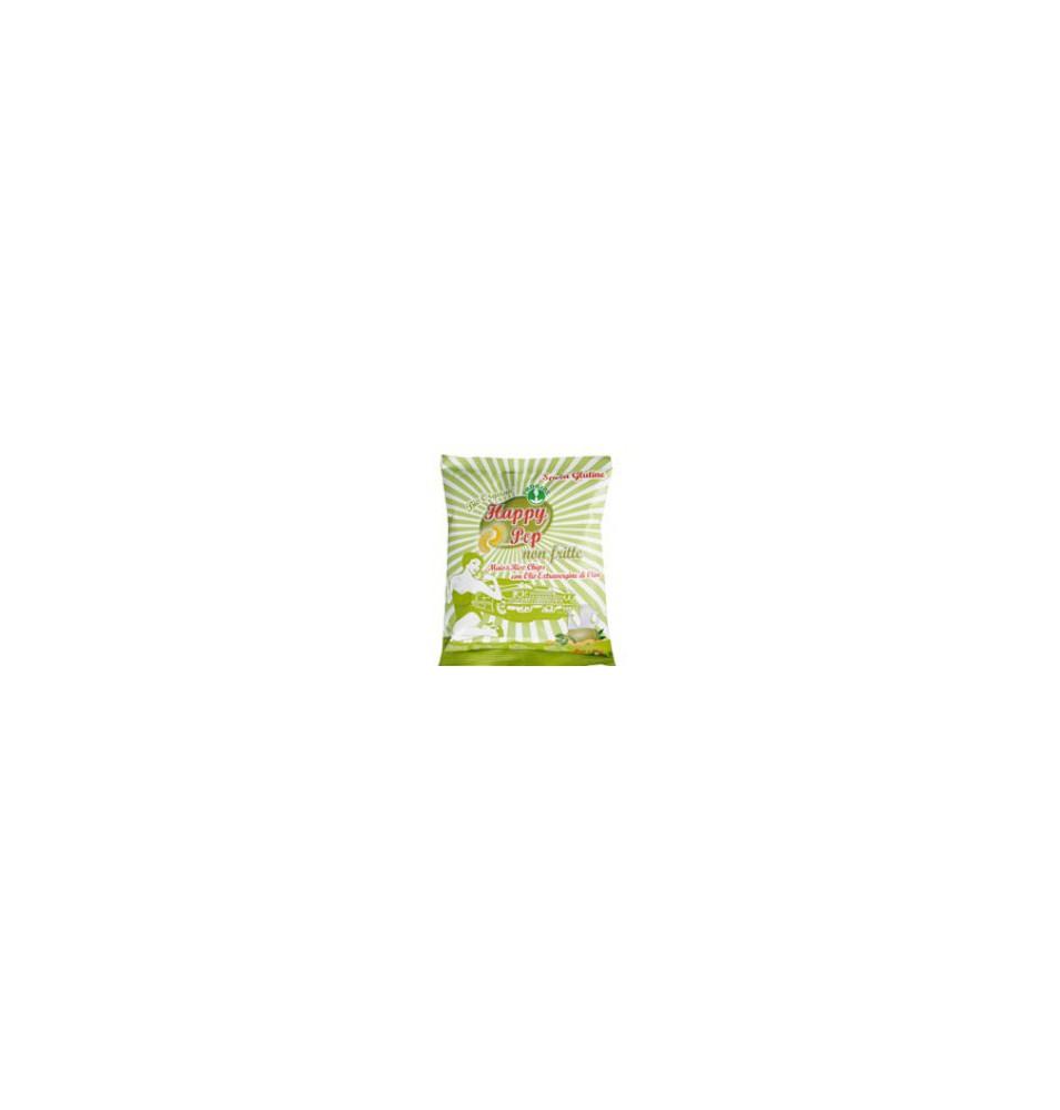 Happy pop rizos de maiz y arroz aceite de oliva extra Bio S/gluten, ProBios  de ProBios