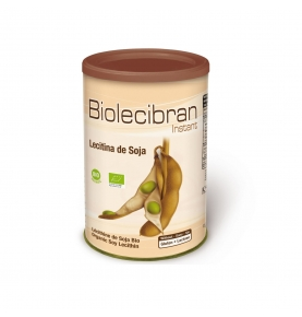 Lecitina de soja bio, BIOLECIBRAN (380g)  de EcoMil