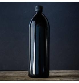 Botella de vidrio violeta, Miron Violett Glas (1litro)SanoBio