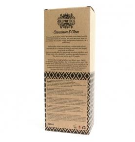 Ambientador Mikado de aceites esenciales canela y clavo, Ancient Wisdom (200ml)  de ANCIENT WISDOM