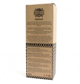 Ambientador Mikado de aceites esenciales patchuli, Ancient Wisdom (200ml)  de ANCIENT WISDOM