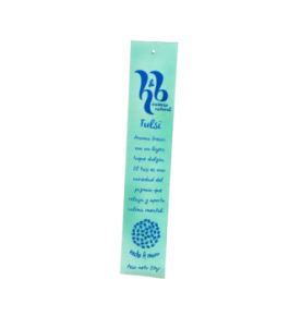 Incienso natural de Tulsi, H&B Incense (20g)  de H&B Incense
