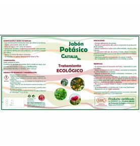 Solución Potásica, Castalia BIO (1l)  de CASTALIA BIO