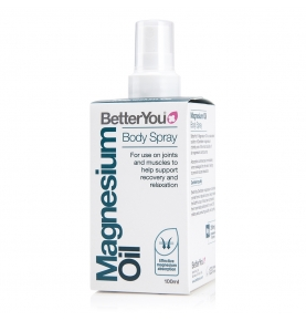 Magnesio Aceite Spray Corporal,  Betteryou (100ml)