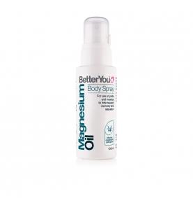 Magnesio Aceite Spray Corporal, Betteryou (100ml)  de BetterYou