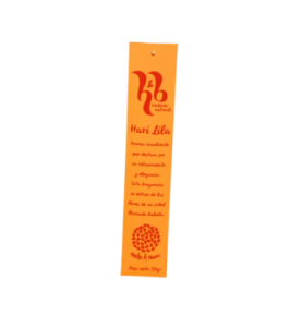 Incienso Hari Lila (Flores de Bakula), H&B Incense (20g)  de H&B Incense