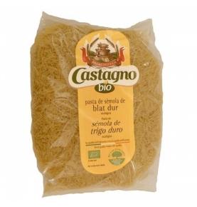 Fideos de trigo nº4 bio, Castagno (500g)