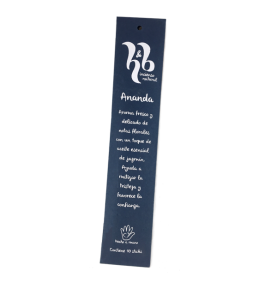 Incienso natural Ananda, H&B Incense (20g)  de H&B Incense