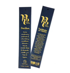 Incienso natural Darshan, H&B Incense (20g)  de H&B Incense