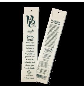 Incienso Green Forest, H&B Incense (20g)  de H&B Incense
