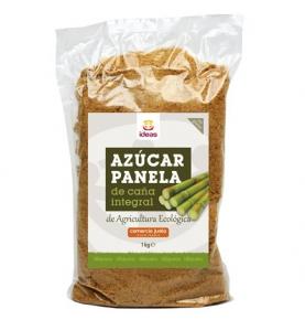 Azúcar de caña integral Panela Bio, Ideas (1 kg)  de Ideas