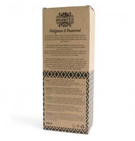 Ambientador Mikado de aceites esenciales Petitgrain y Palo de Rosa, Ancient Wisdom (200ml)  de ANCIENT WISDOM