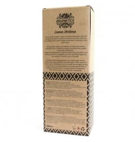 Ambientador Mikado de aceites esenciales Verbena y Limón, Ancient Wisdom (200ml)  de ANCIENT WISDOM