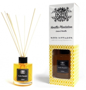 Ambientador Mikado de Aromas limón y vainilla, Ancient Wisdom (120ml)  de ANCIENT WISDOM