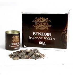 Resina de incienso de benjuí, Ancient Wisdom (50g)