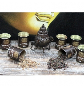 Resina de incienso de benjuí, Ancient Wisdom (50g)  de ANCIENT WISDOM