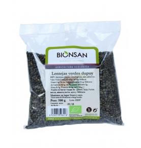 Lentejas Dupuy Bio, Bionsan (500g)  de BIONSAN, S.C.C.L.