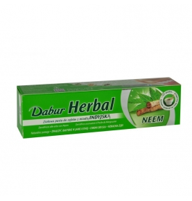 Dentífrico Ayurvédico al Neem, Dabur (100ml)  de Dabur India Ltd.