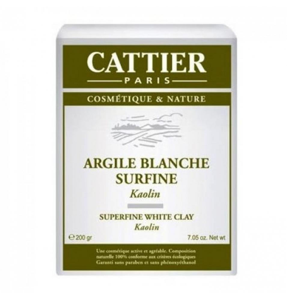 Arcilla Blanca Superfina Bio, Cattier Paris (200g)  de Cattier Paris
