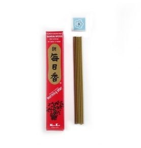 Incienso Japonés Morning Star Sándalo, Nippon Kodo ( 20g) SanoBio