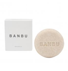Champú solido para pelo normal a seco, Banbu (75g)