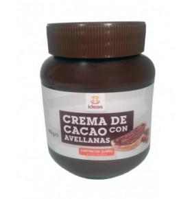 Crema de cacao y avellanas Bio Ideas (400g)  de Ideas