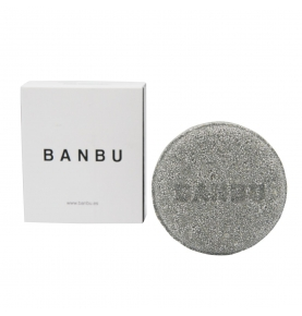 Champú solido para pelo graso, Banbu (75g)