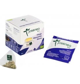 Hinojo-Manzanilla-Stevia Bio, Josenea  (10 pirámides)SanoBio