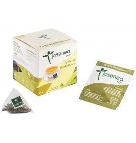 Té Verde Hierbabuena Bio, Josenea  (10 pirámides)SanoBio