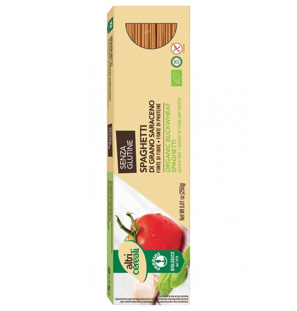 Espaguetis 100% trigo sarraceno bio, Altri Cereali (250g)  de Altri Cereali
