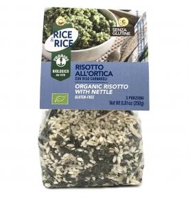 Risotto con ortiga Bio, Rice & Rice (250g)